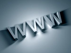www in letters