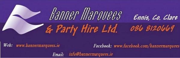 Banner Marquees & Party Hire Ltd Logo