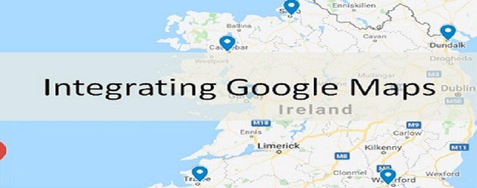 Embedding Google Maps in WordPress