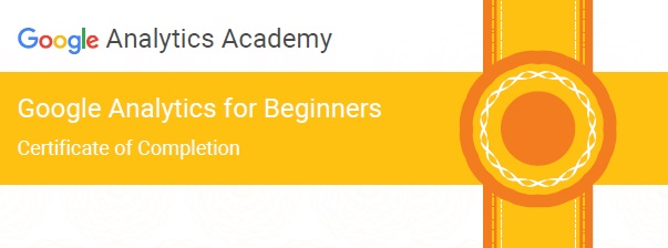 Google Analytics Academy online training is Excellent